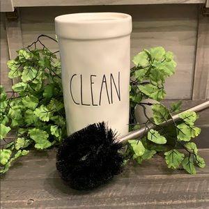 🎀🆕Rae Dunn CLEAN Toilet Brush